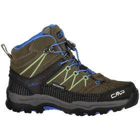 CMP Campagnolo Kids Rigel Mid WP Trekking Shoes Avocado